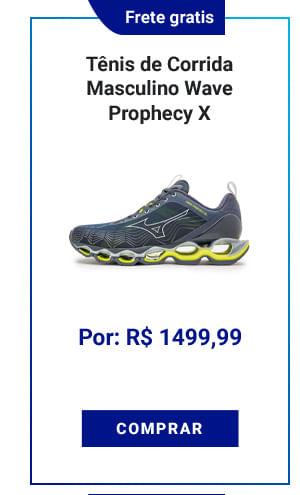 Tênis de Corrida Masculino Wave Prophecy X