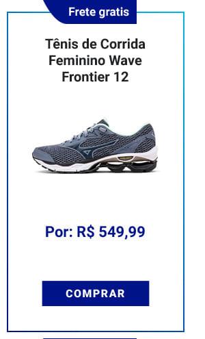 Tênis de Corrida Feminino Wave Frontier 12